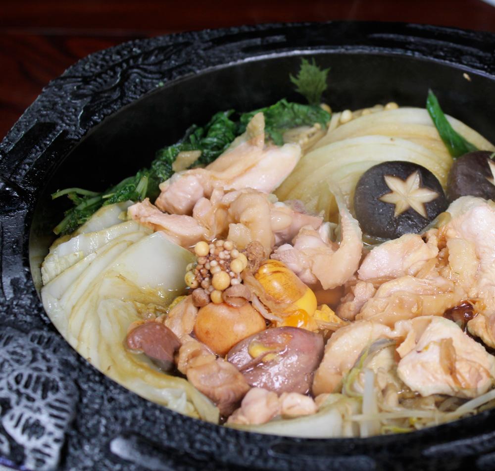 chickensukiyaki